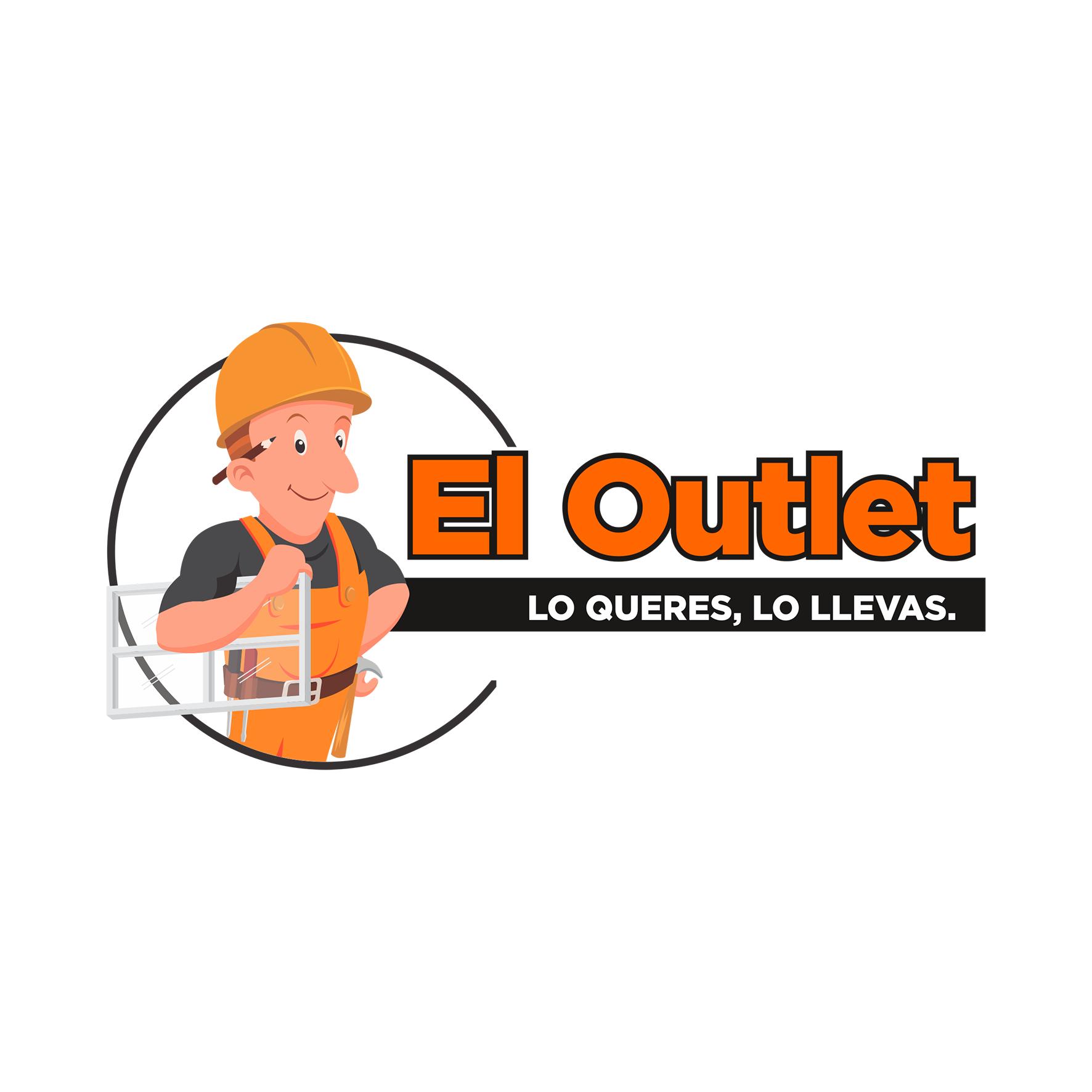 El Outlet aberturas y muebles  Logo